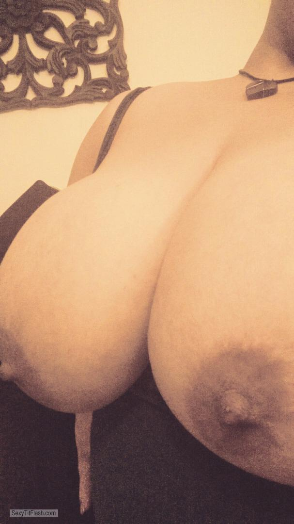 My Big Tits Selfie by Merab