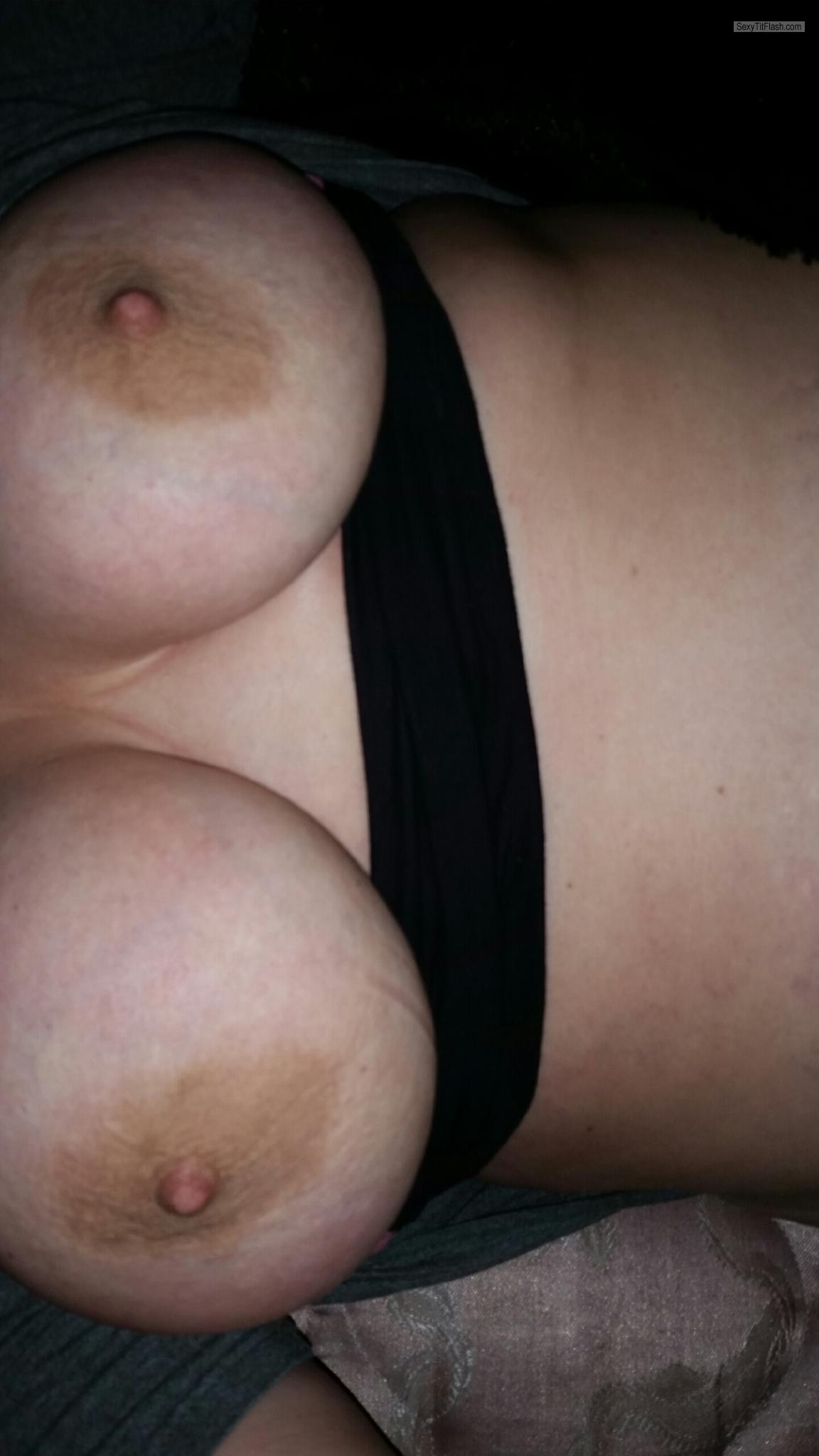 My Big Tits Selfie by Southbysouth