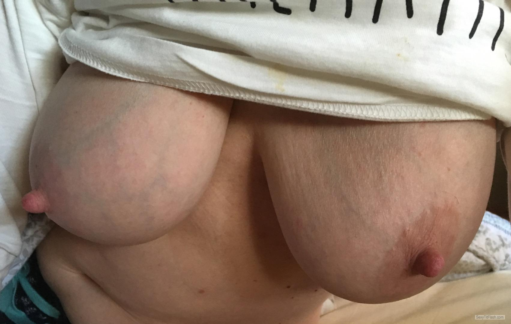 My Big Tits Selfie by Jessie