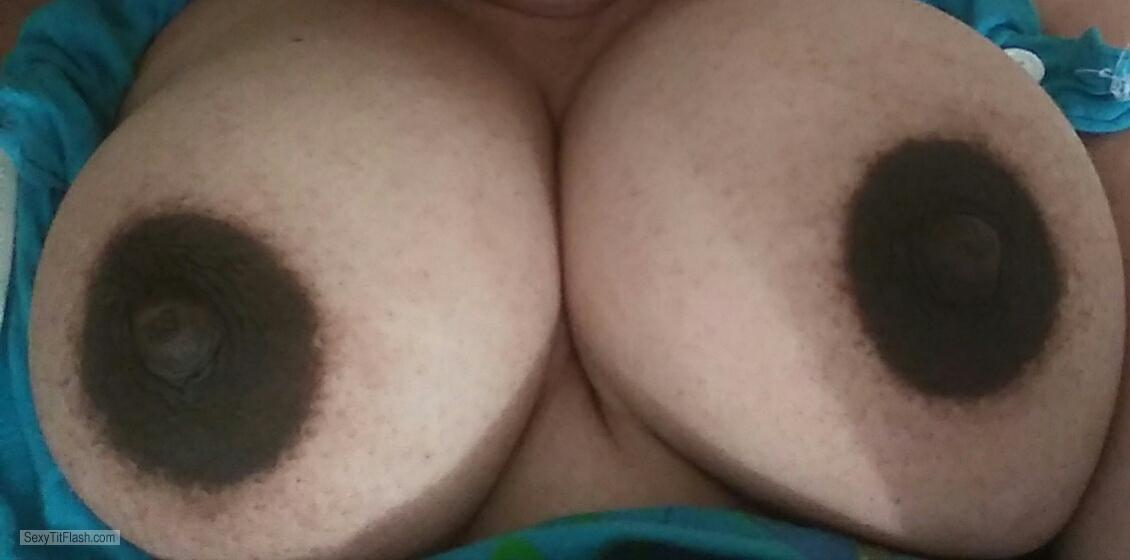 My Big Tits Selfie by Little Bitch