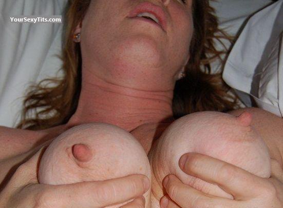 Tit Flash: Big Tits - Alison from United States