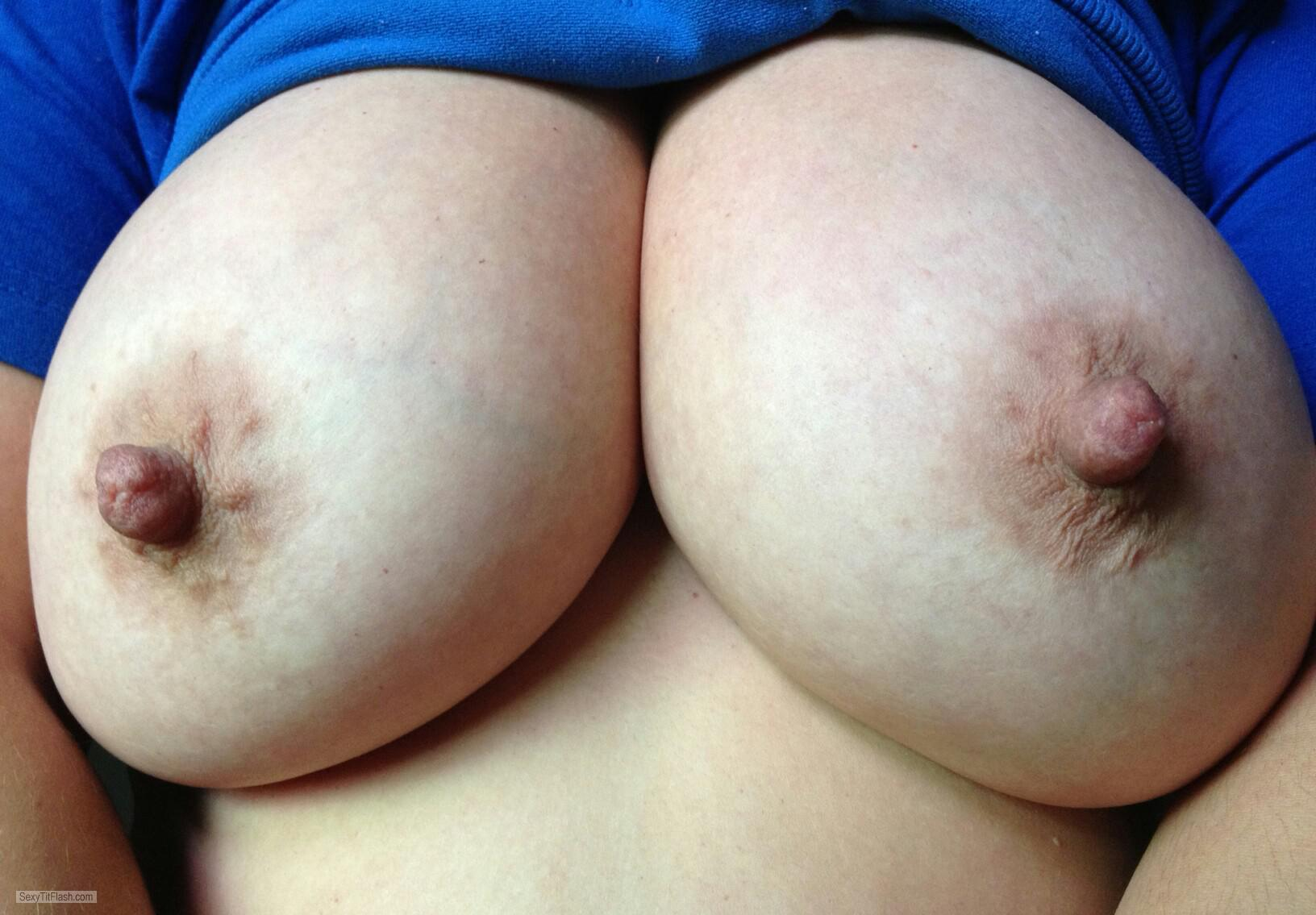 Big Tits Of My Wife Playtime