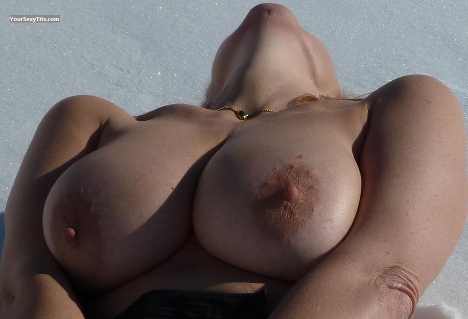 Tit Flash: My Big Tits - OO:) from Netherlands
