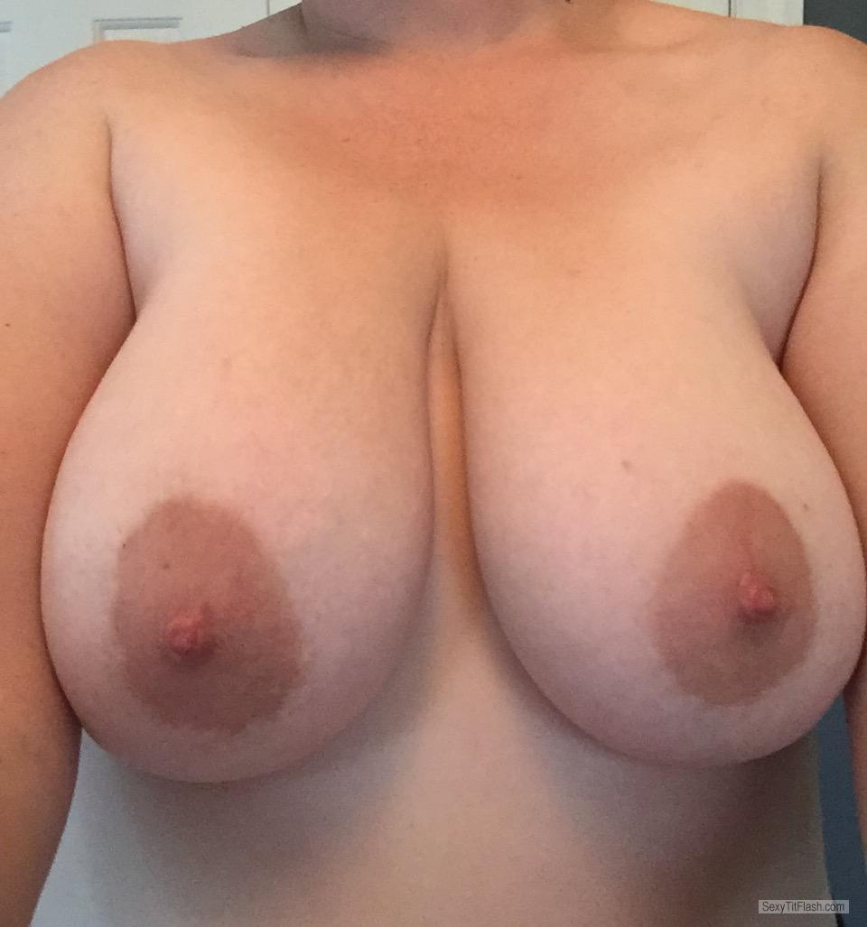 My Big Tits Selfie by Blank