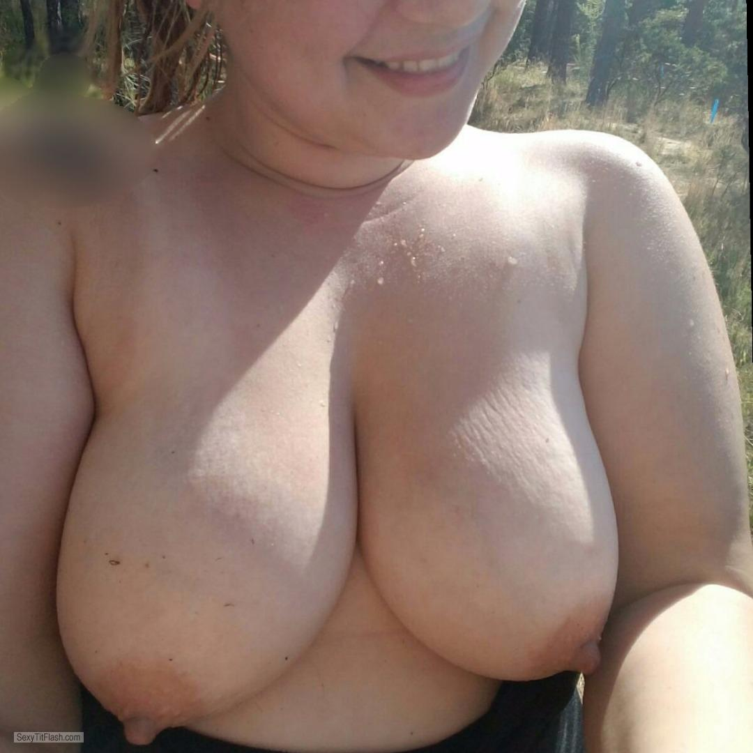 My Big Tits Selfie by Sexy