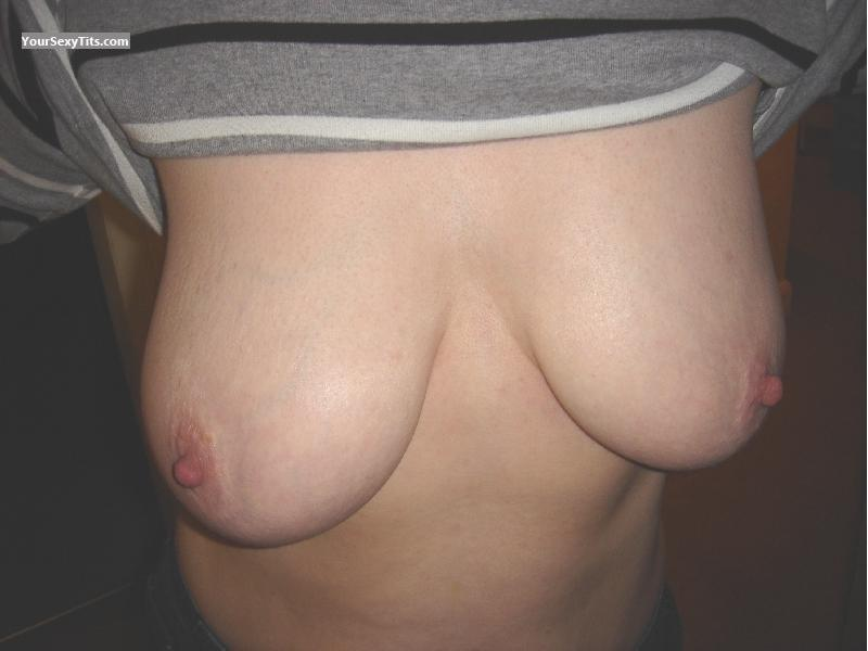 Tit Flash: Big Tits - Kate Kitty from Australia