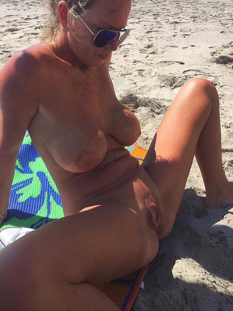 Big Tits Of My Ex-Wife Topless Pam