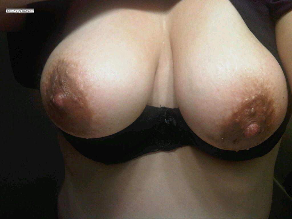 Tit Flash: My Big Tits (Selfie) - Pookers from Canada