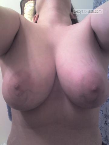 Big Tits Of My Girlfriend Selfie by Tina