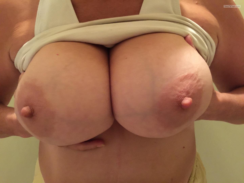 Big Silicone Tits Dildo