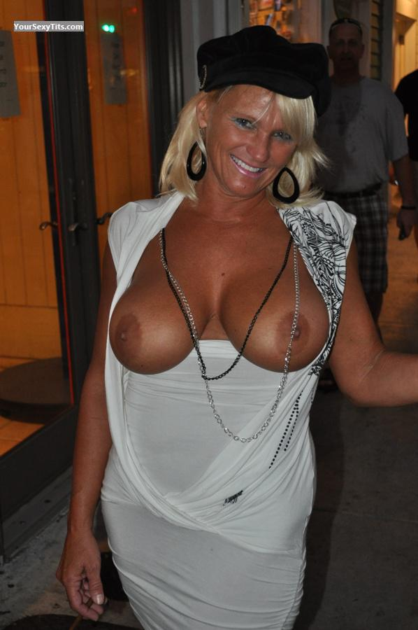 Tit Flash: My Friend's Big Tits - Party Girls from United States