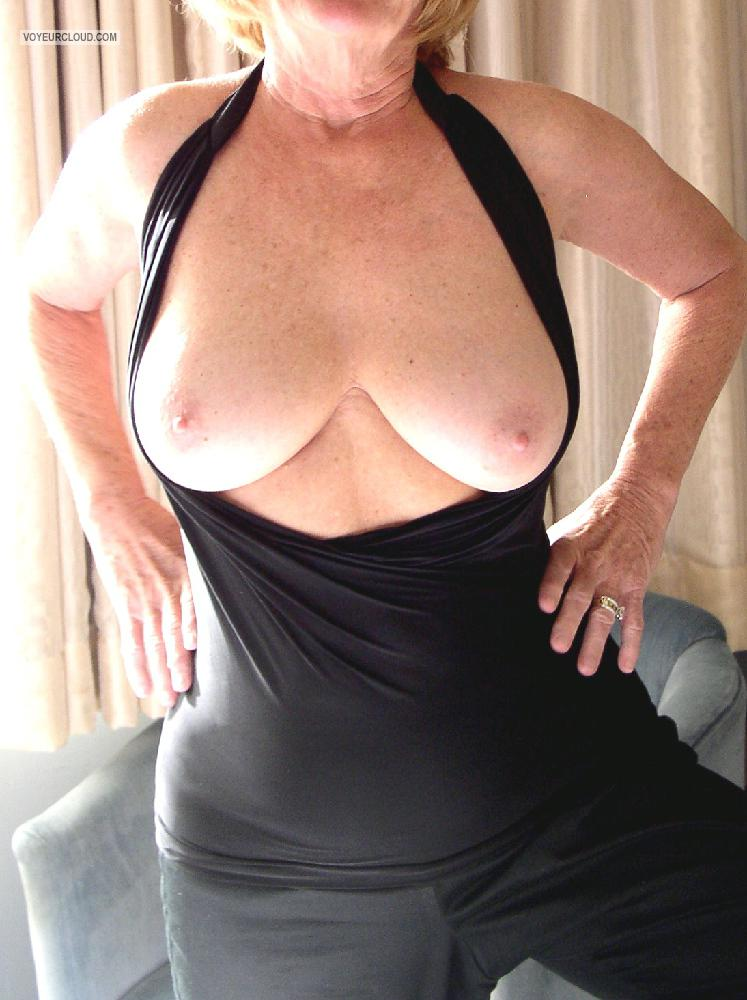 Tit Flash: My Big Tits - Big Tits from United States