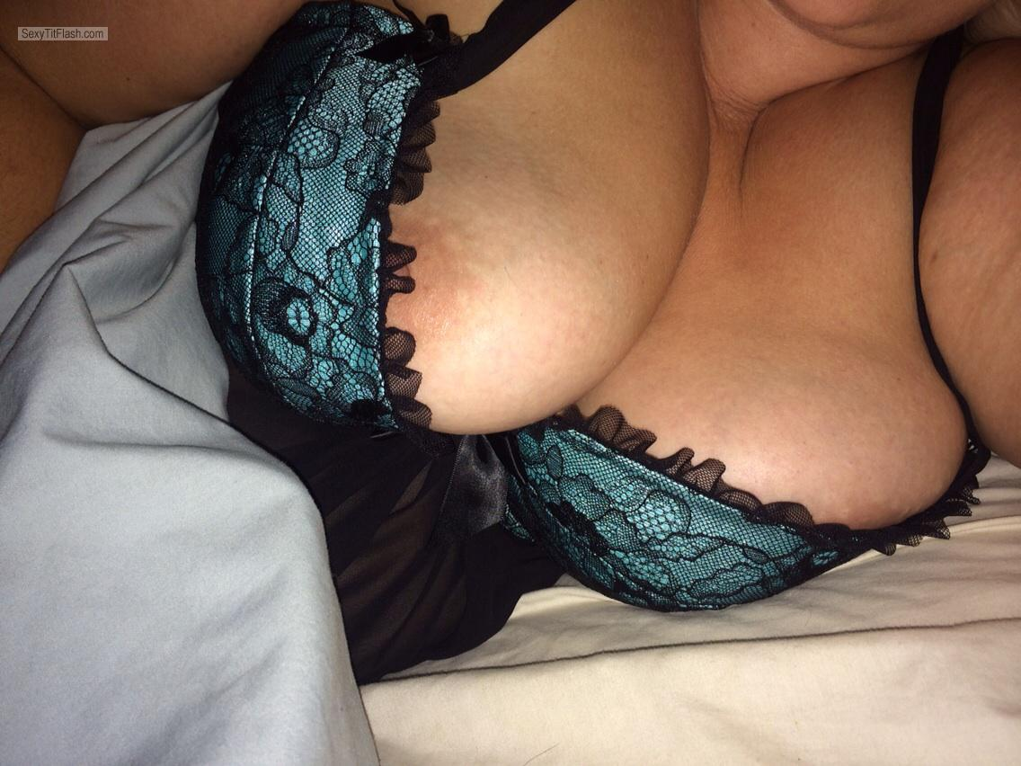Big Tits Of My Wife Titwedge