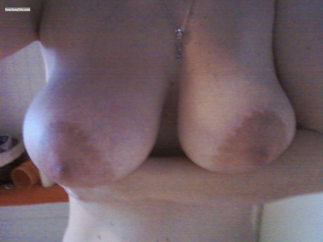 My Big Tits Selfie by The Twins