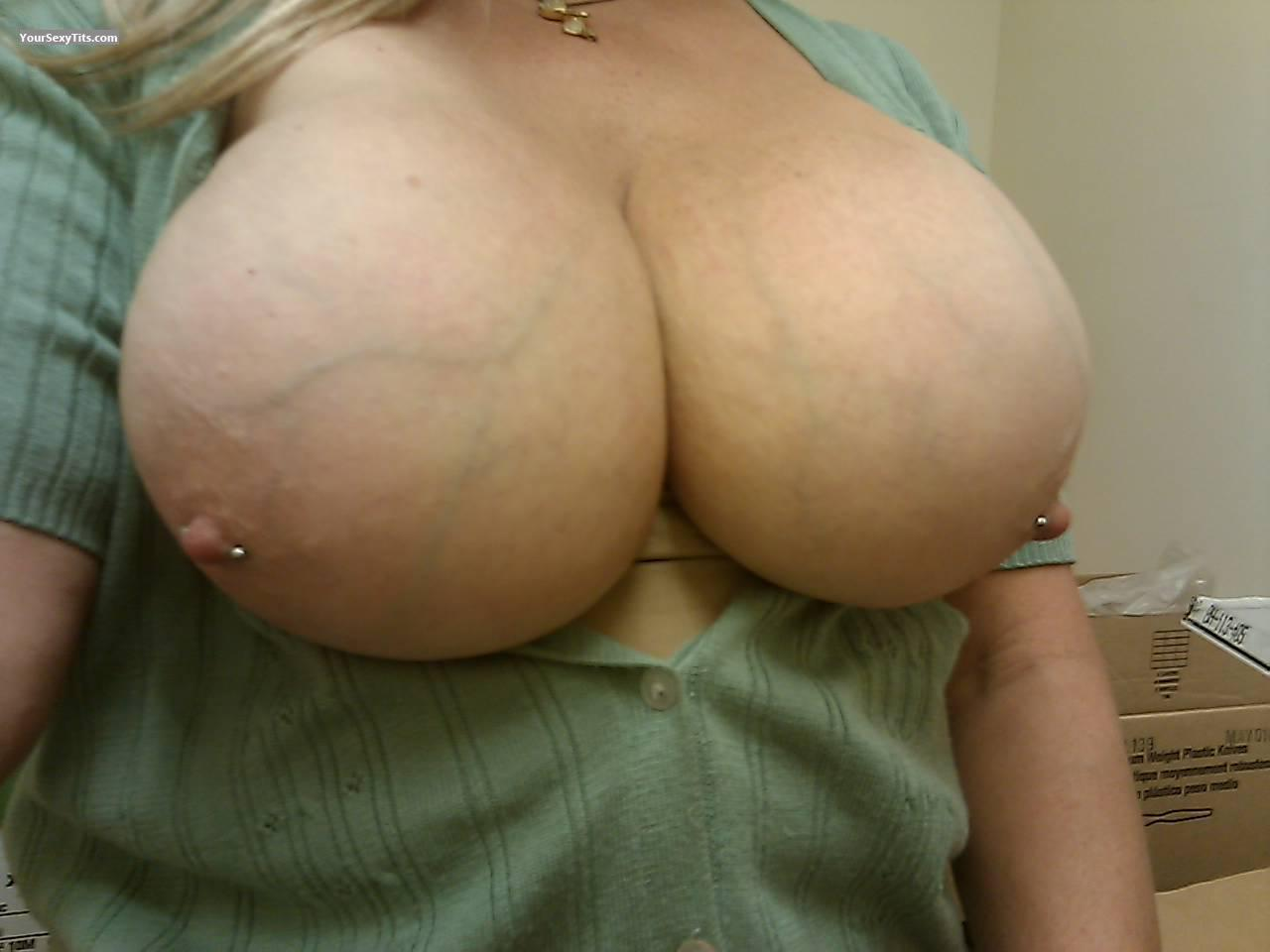 My Very big Tits Selfie by Pix