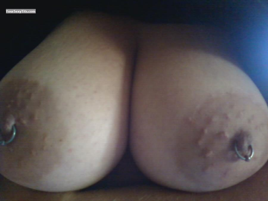 My Big Tits Selfie by Yummy
