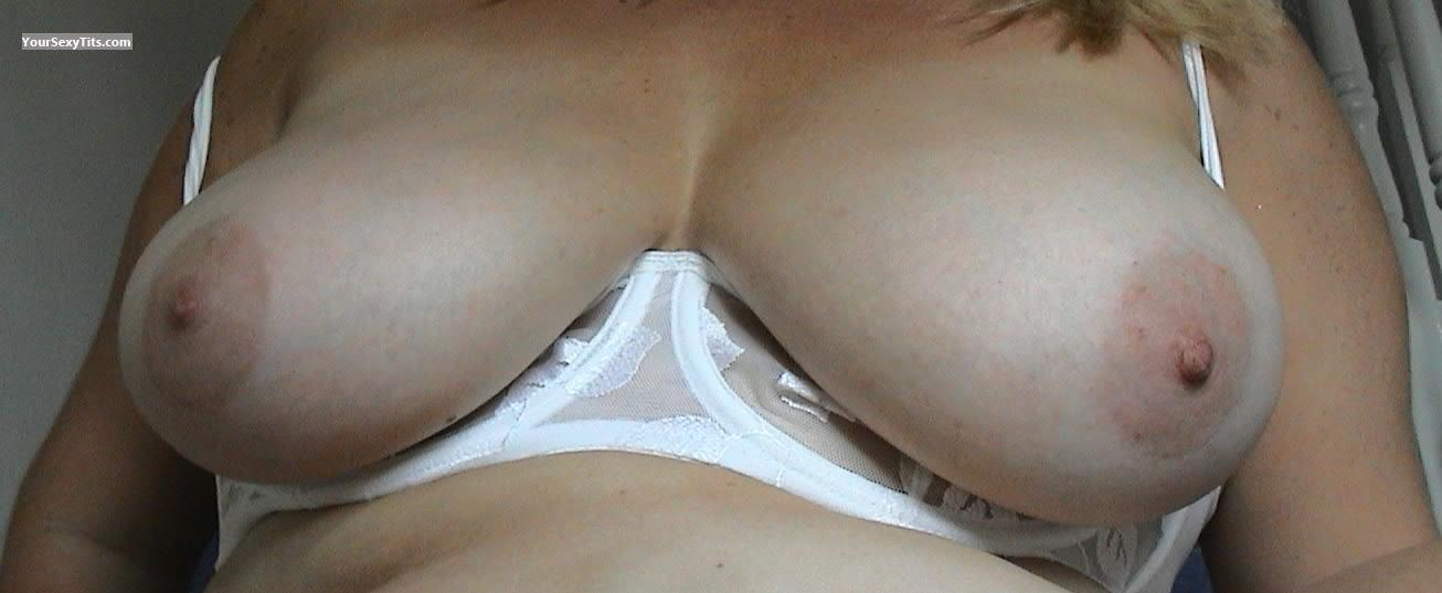 Tit Flash: My Big Tits (Selfie) - Nesi from United Kingdom