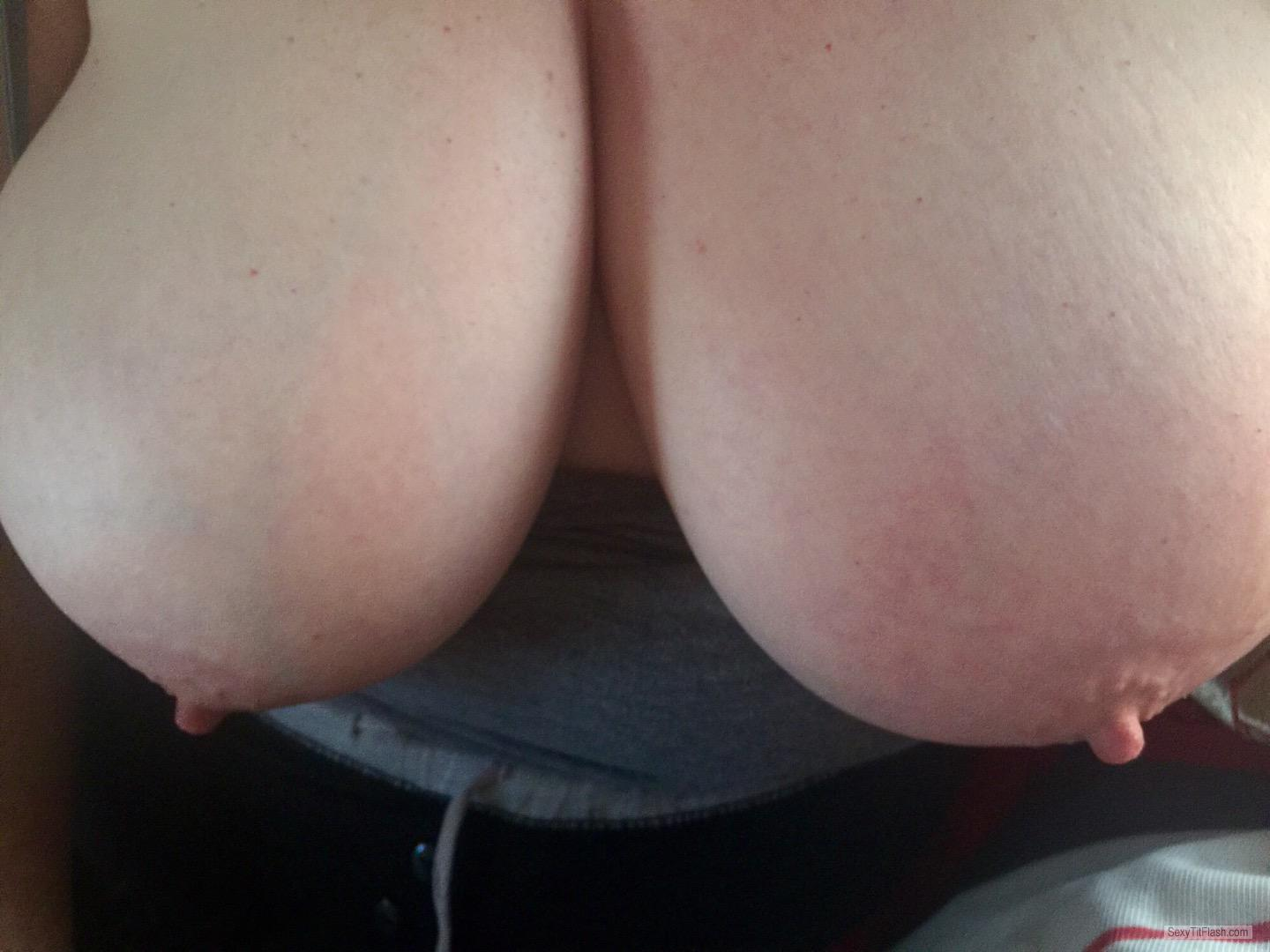 Big Tits Of My Wife Sneaky