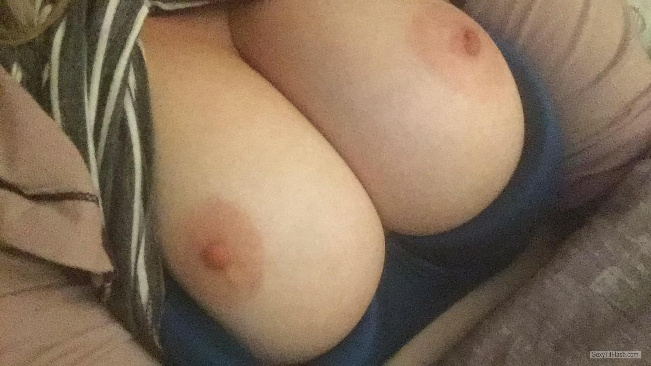 My Big Tits Selfie by Hottie92