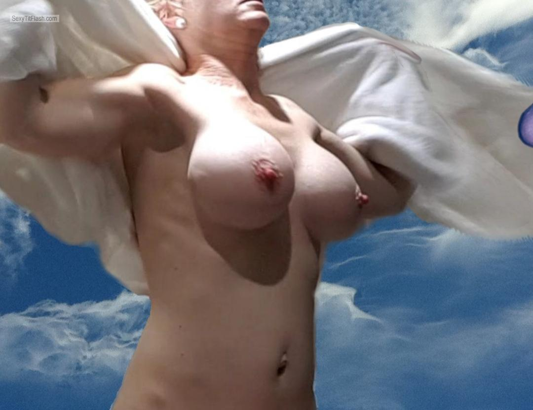 Big Tits Of My Wife Holymary