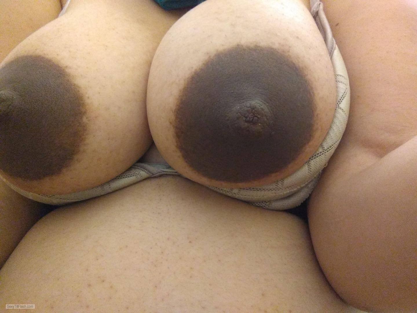 Sexy big titted whore gets busy