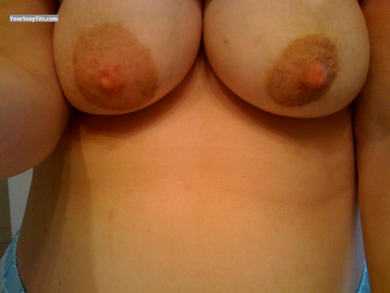 Tit Flash: My Big Tits (Selfie) - M\\\'s Tits from United States