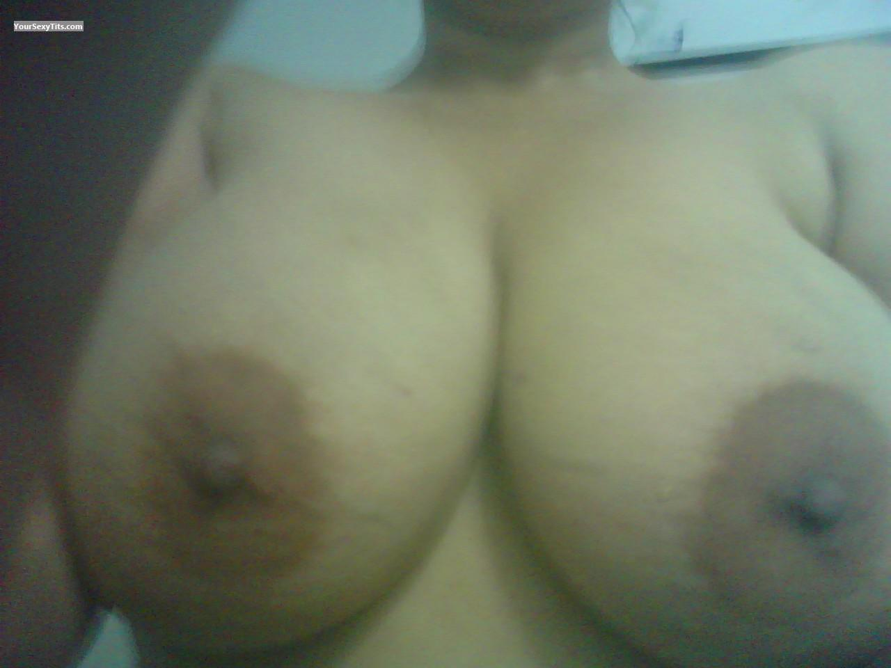 My Big Tits Selfie by For Him