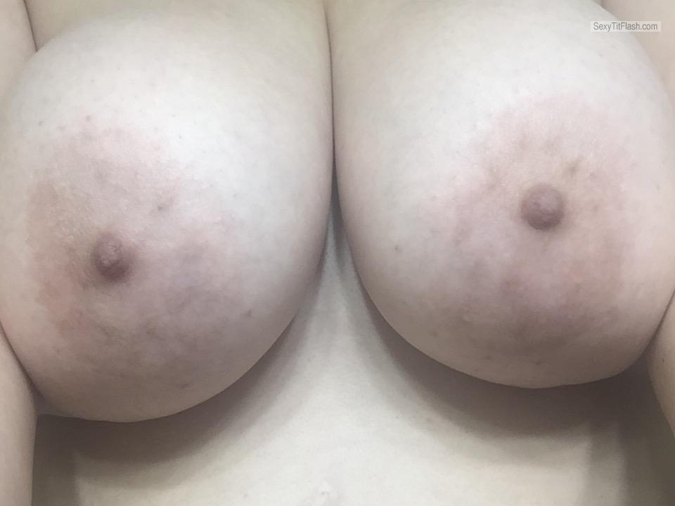 My Big Tits Selfie by SomeGirl