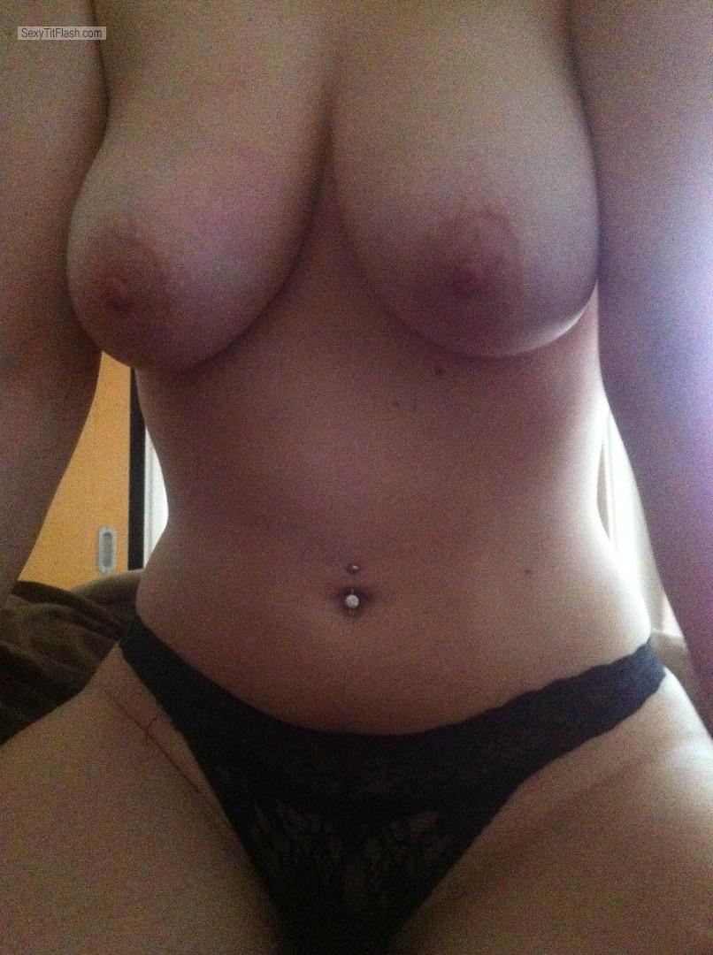 Big Tits Of A Friend Selfie by Michelle