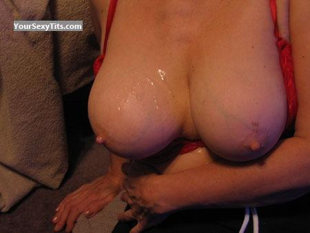 Tit Flash: Big Tits - Cheryl M from United States