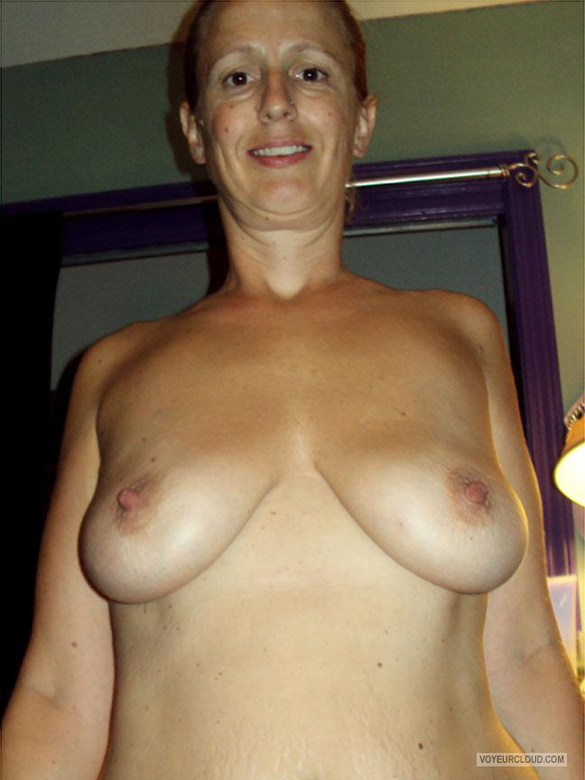 My Medium Tits Topless Rere