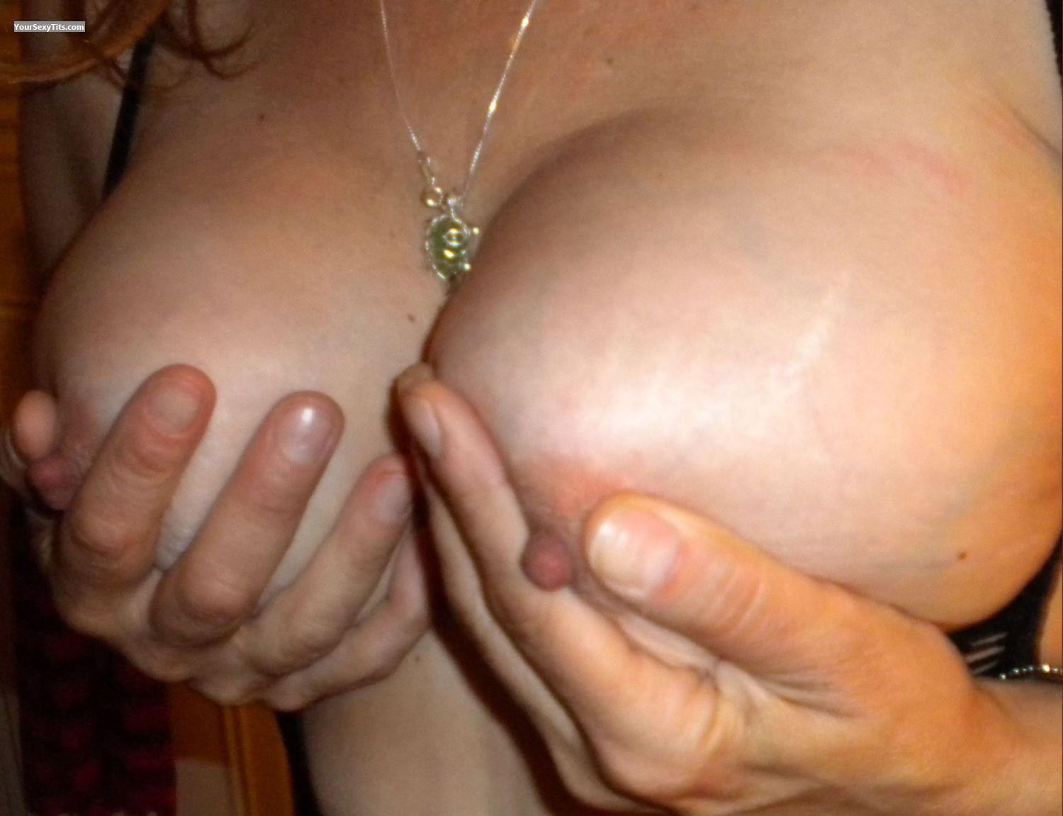 big tits - hot mom from united states tit flash id 38044
