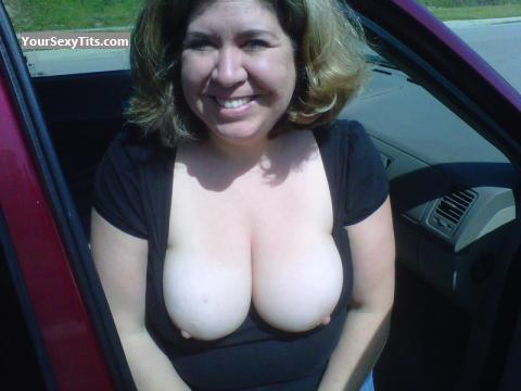 Big Tits Of My Wife Topless Mrs FD