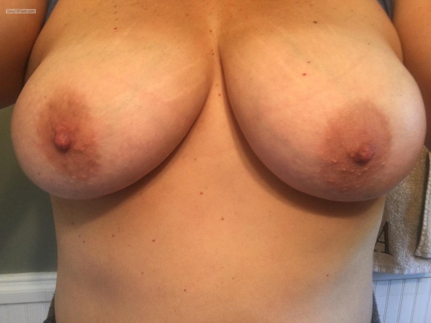My Big Tits Selfie by Shan