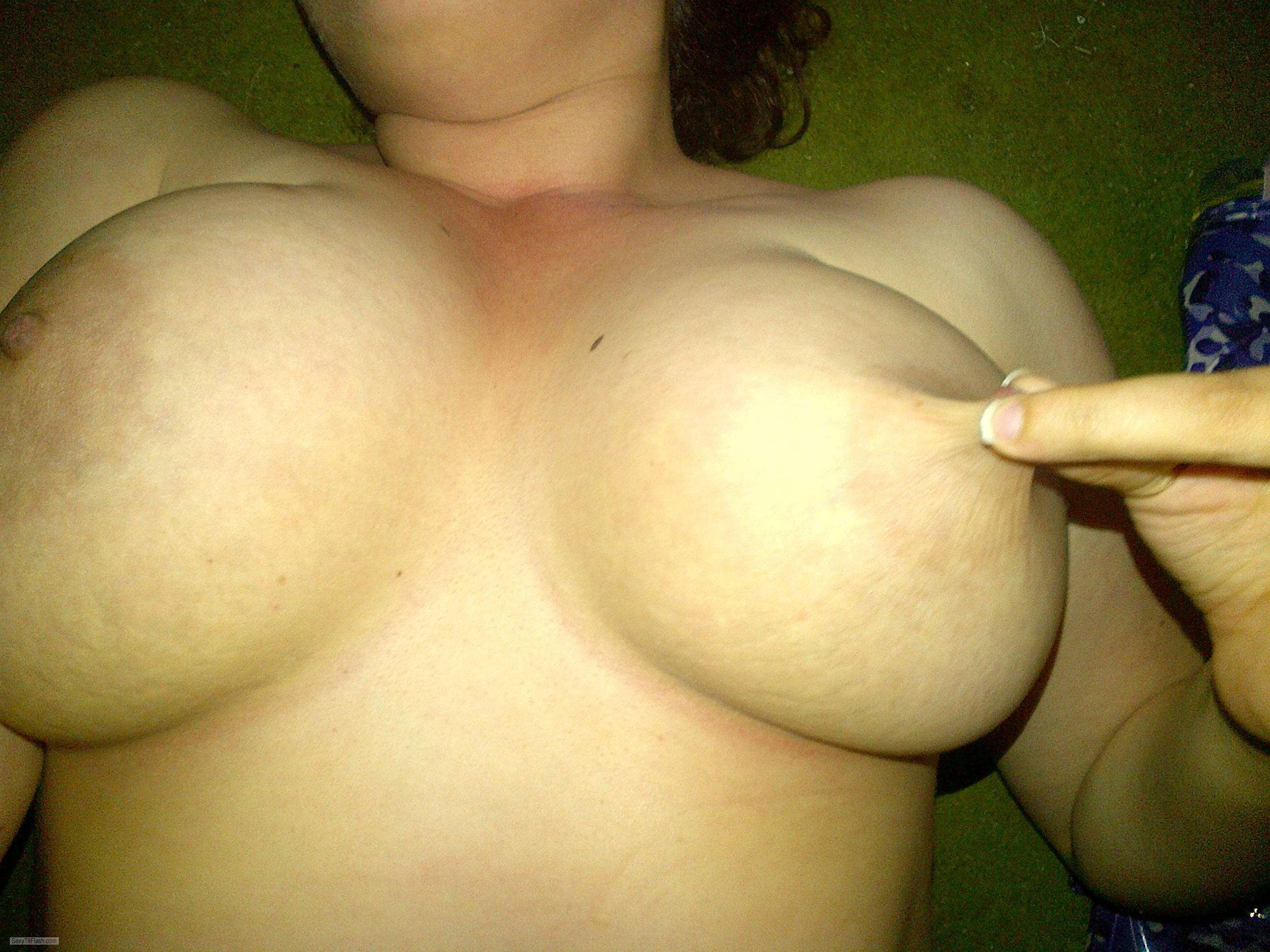My Big Tits Selfie by Big Boobs