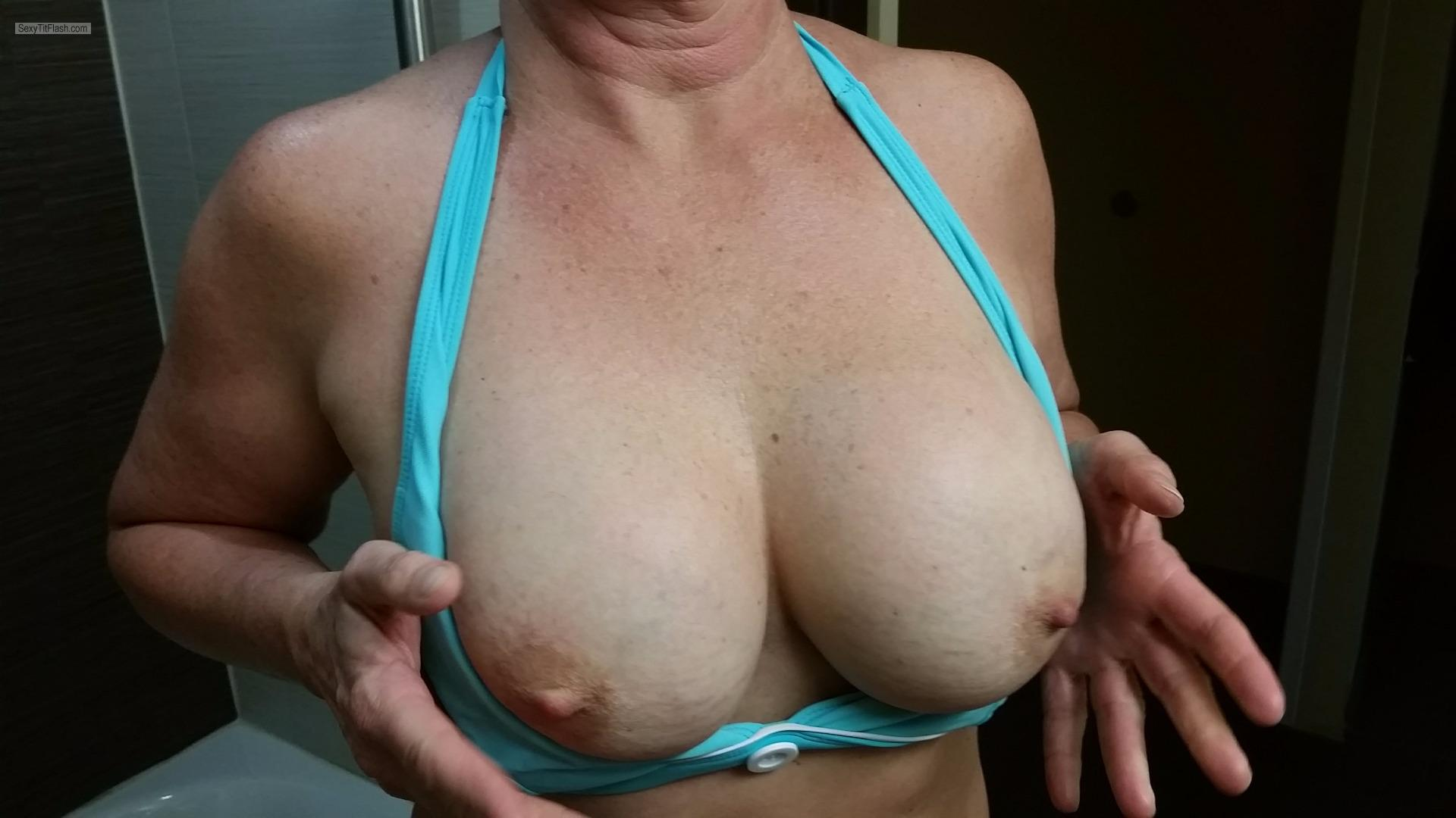Big Tits Of My Wife Cubmistress