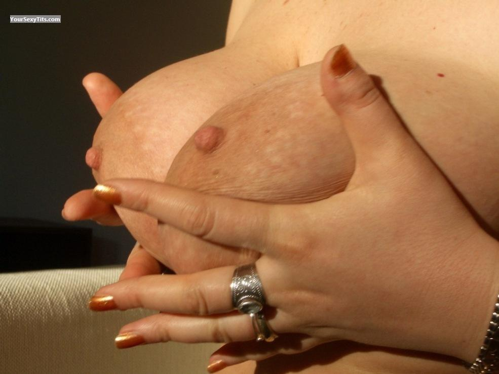 Tit Flash: Big Tits - Ex-Girl - Germany 2007 from Germany