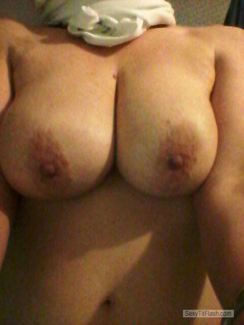 My Big Tits Selfie by Mistress Debbie