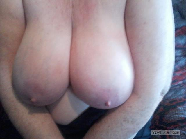 Big Tits Of My Wife Debbies Tits