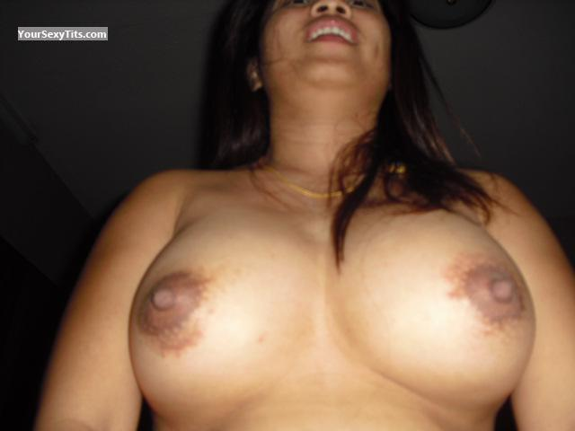 Tit Flash: Big Tits - Lek from United Kingdom