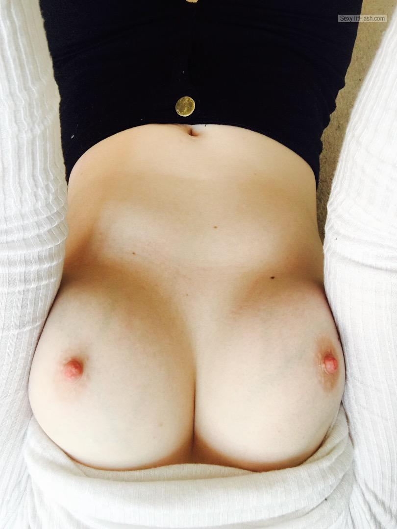 My Big Tits Selfie by Want You