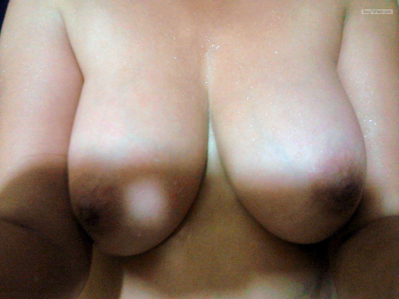 My Big Tits Selfie by WantTo