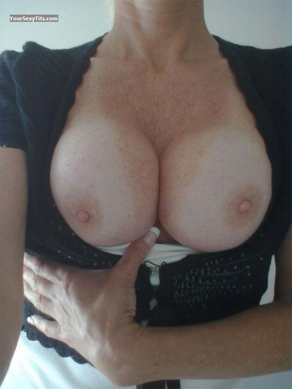 Tit Flash: My Big Tits (Selfie) - Cali Wonders from United States