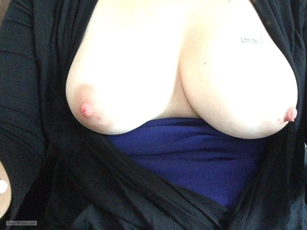 My Big Tits Selfie by Bigones