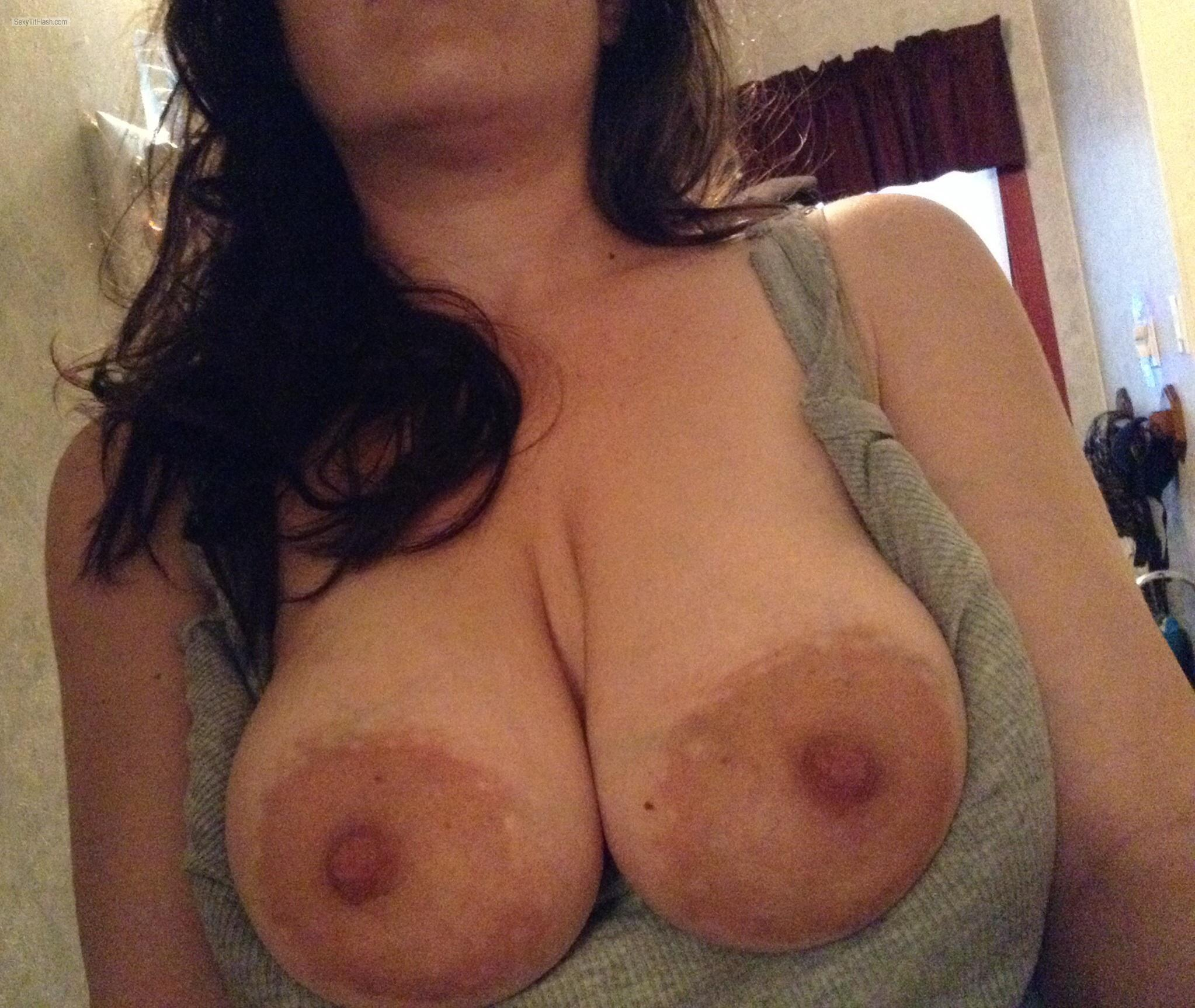 Thick nude nipples