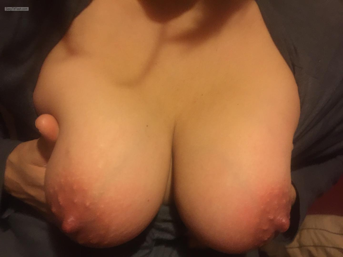 My Big Tits Suck