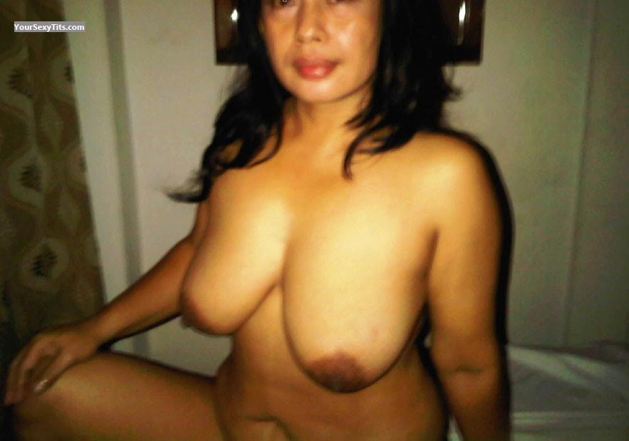 big tits Indonesian