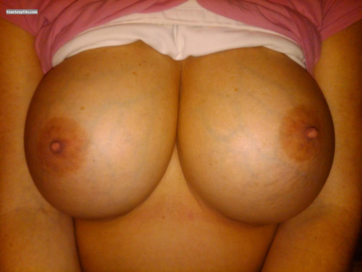 Tit Flash: Big Tits - Boob Luvr from United States
