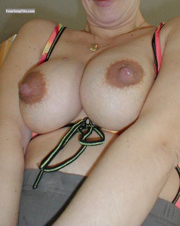 Tit Flash: Big Tits - Babe11 from Austria
