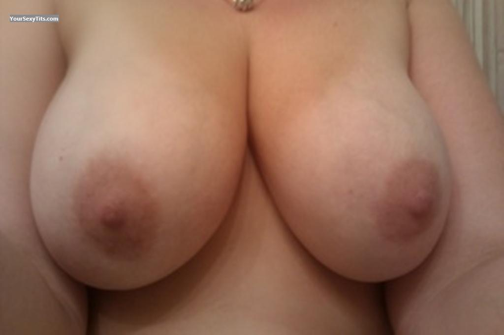 Tit Flash: My Big Tits (Selfie) - Mommy from United States